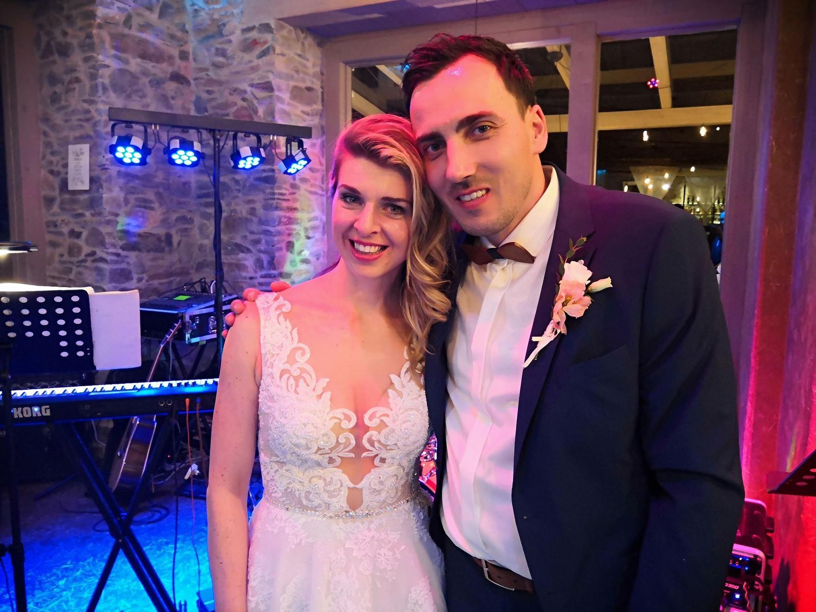 Svatební páry - BOSÁCI - Manželé Kadlecovi