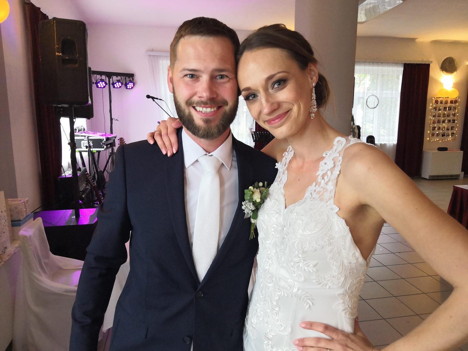 Svatební páry - BOSÁCI - Manželé Lazeckých