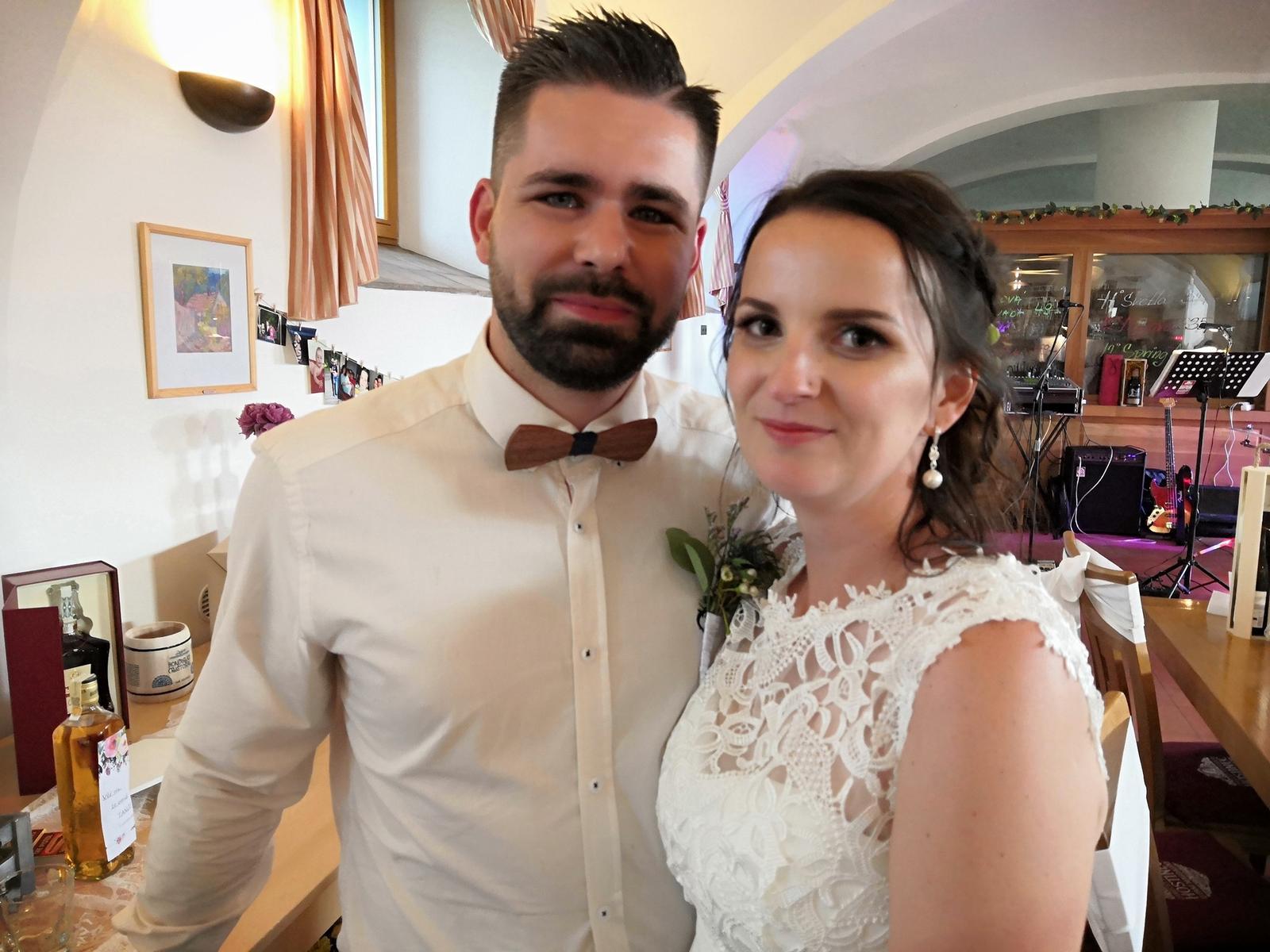 Svatební páry - BOSÁCI - Manželé Gabanyi