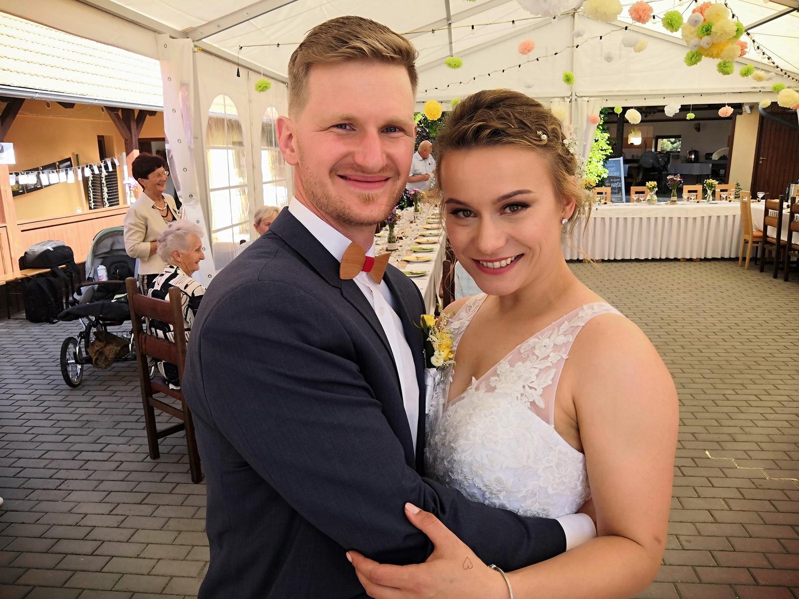Svatební páry - BOSÁCI - Manželé Černoškovi