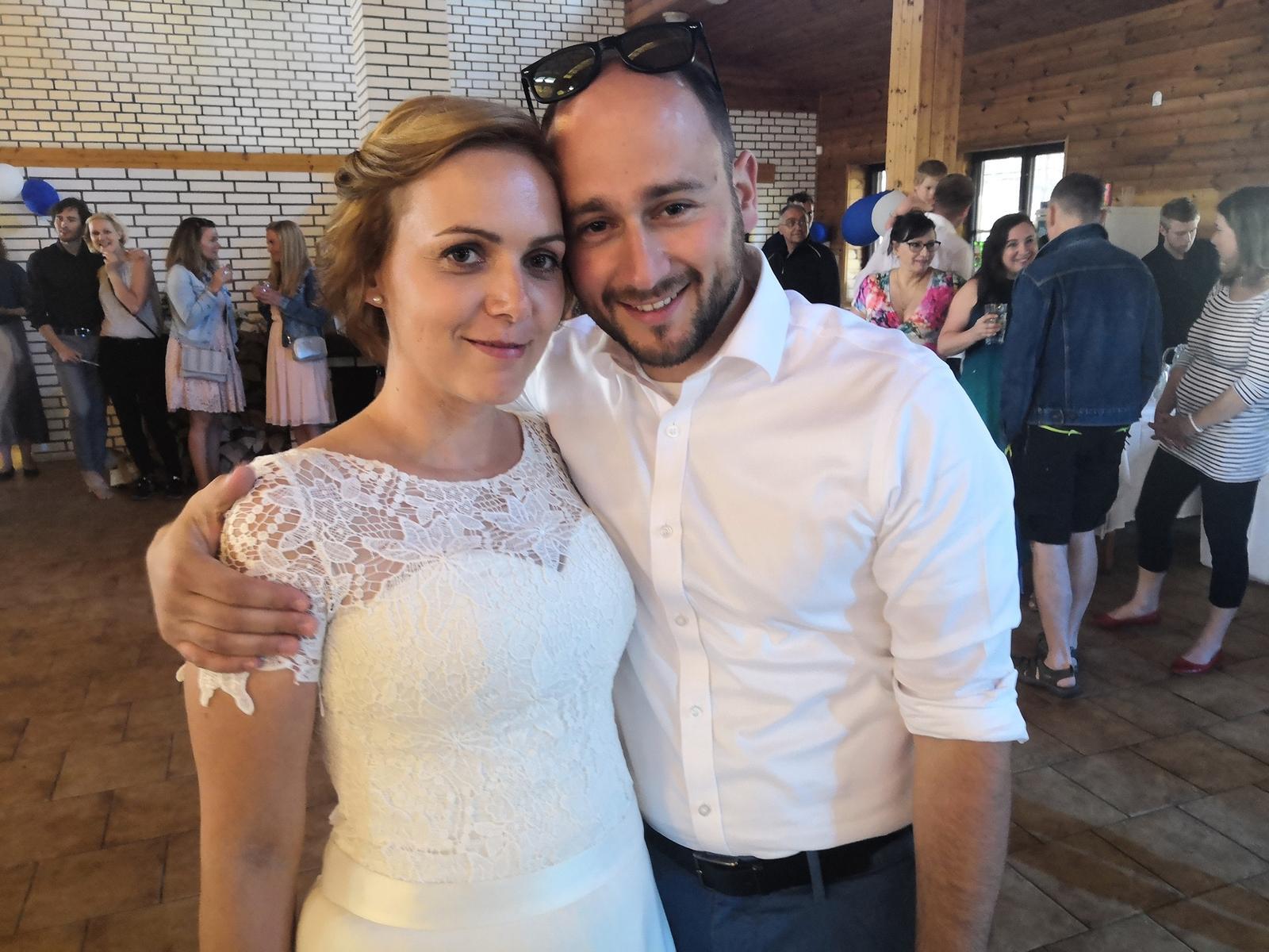 Svatební páry - BOSÁCI - Manželé Kinkorovi