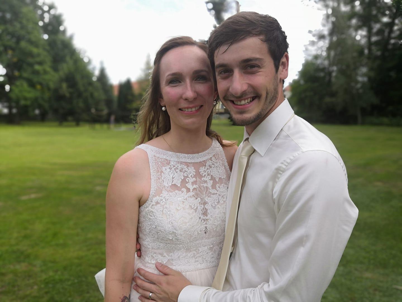 Svatební páry - BOSÁCI - Manželé Kotrbovi