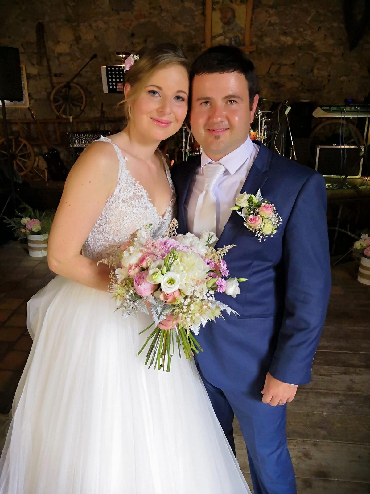 Svatební páry - BOSÁCI - Manželé Sarauerovi