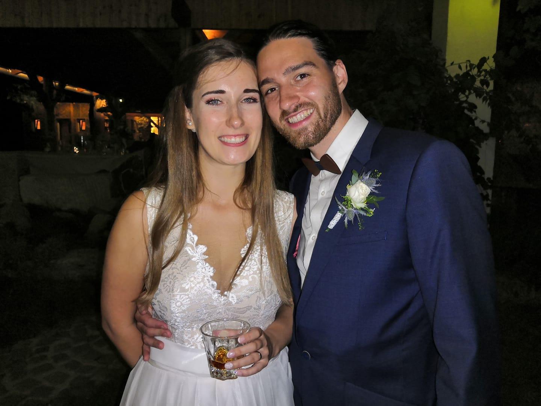 Svatební páry - BOSÁCI - Manželé Kynčlovi
