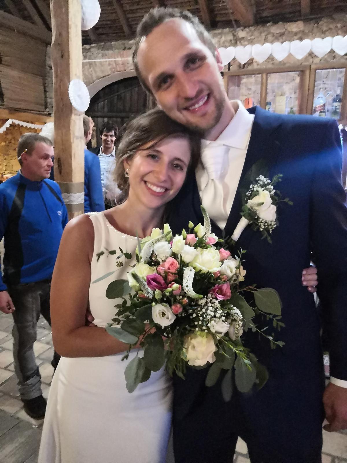 Svatební páry - BOSÁCI - Manželé Kroupovi.