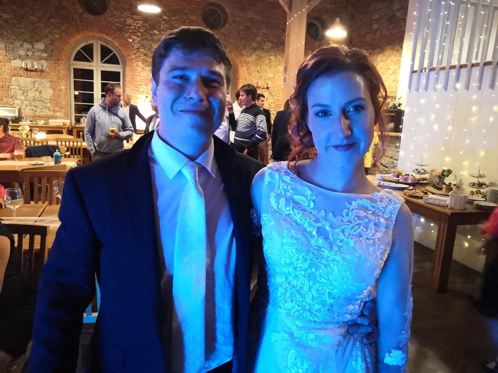 Svatební páry - BOSÁCI - Manželé Friedovi