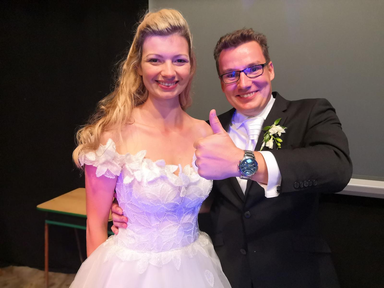 Svatební páry - BOSÁCI - Manželé Berdychovi