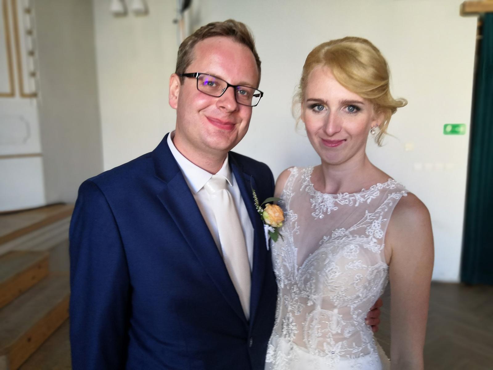 Svatební páry - BOSÁCI - Manželé Jirovských