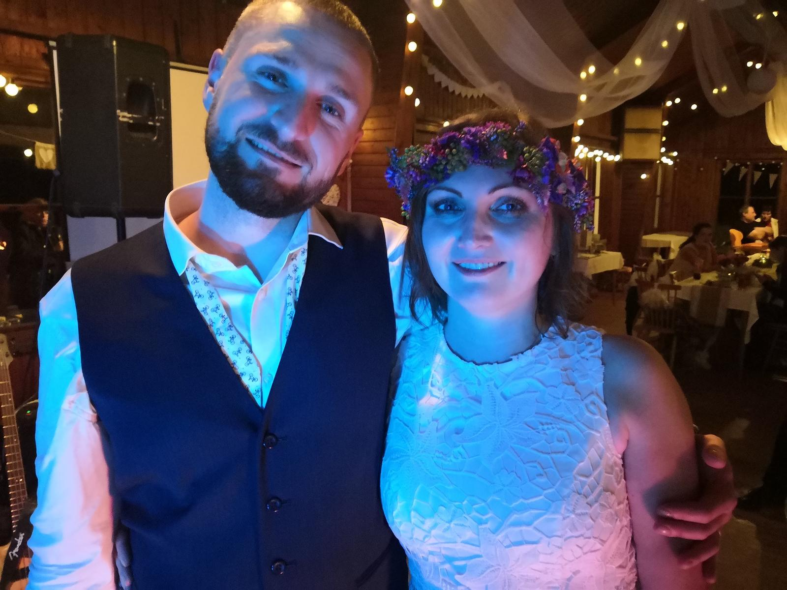 Svatební páry - BOSÁCI - Manželé Krásných
