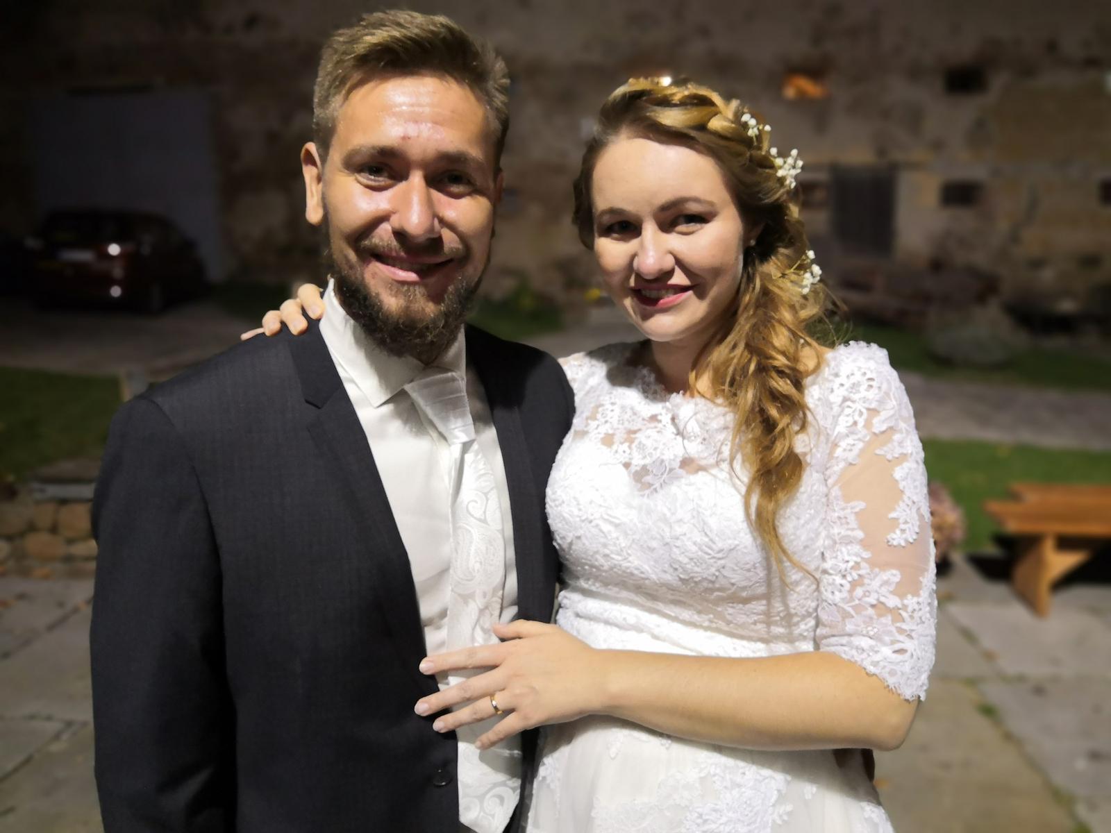Svatební páry - BOSÁCI - Manželé Přígrodských