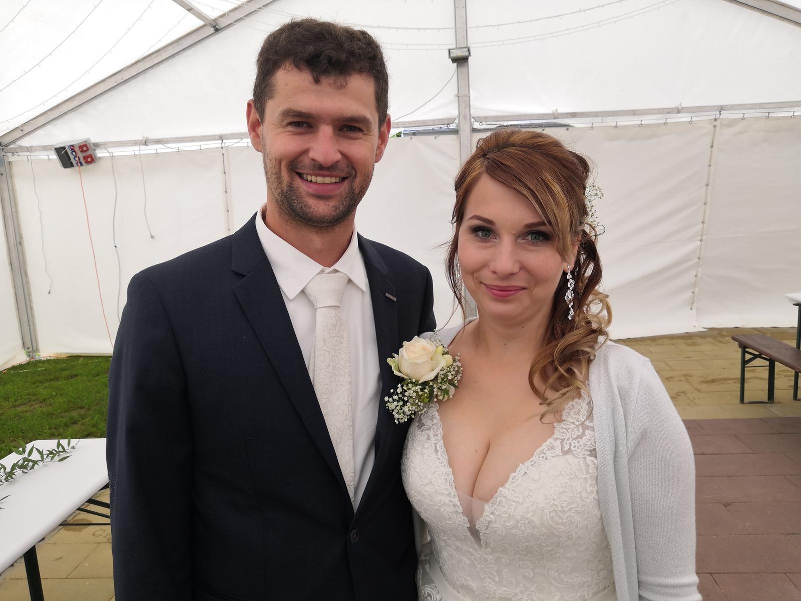 Svatební páry - BOSÁCI - Manželé Vondrákovi /414./
