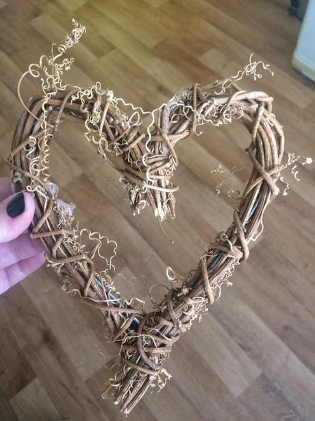 Srdce z vinné révy - Obrázek č. 1