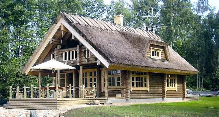 Drevený dom - Obrázok č. 3
