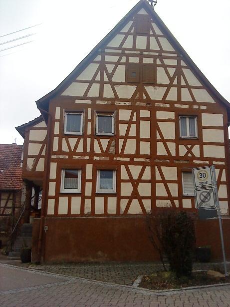 Hrázdené domy v Nemecku - Obrázok č. 46