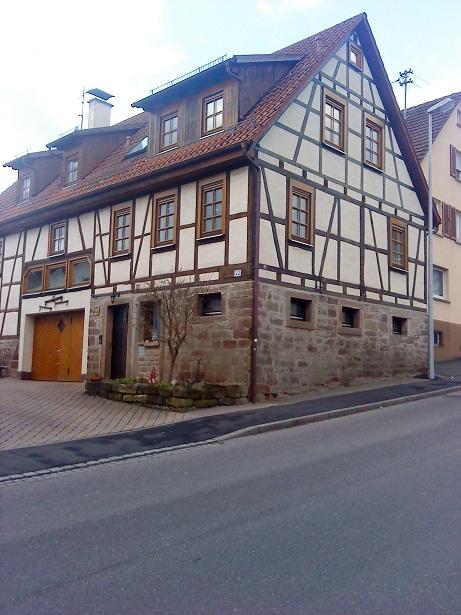 Hrázdené domy v Nemecku - Obrázok č. 47