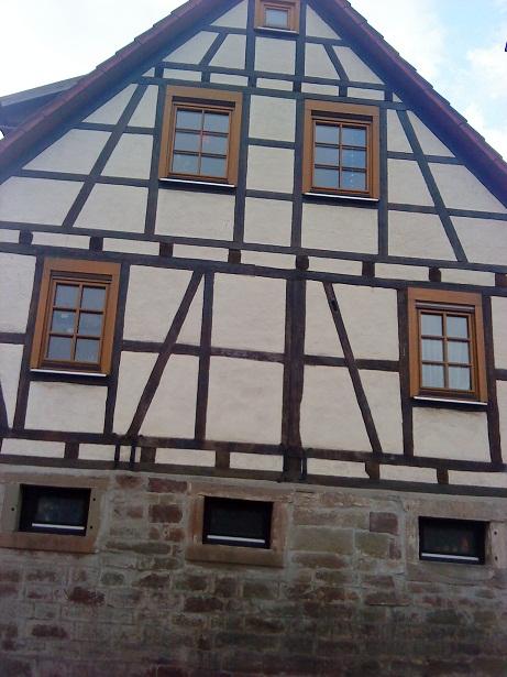 Hrázdené domy v Nemecku - Obrázok č. 48