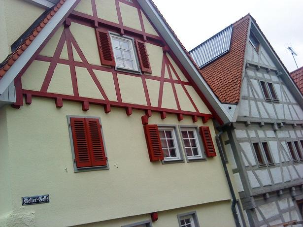 Hrázdené domy v Nemecku - Obrázok č. 49