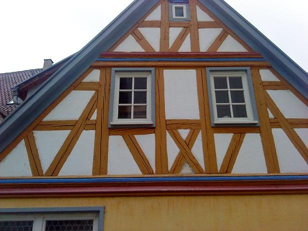 Hrázdené domy v Nemecku - Obrázok č. 50