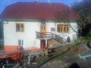 východná (vchodná : ) strana domu