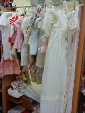 detské šatôčky, niektoré do krstu
