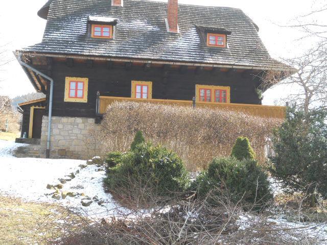 Drevený dom - Obrázok č. 4