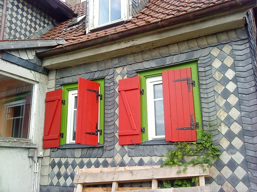 #okenice, okeničky a spol. - Toto sú asi najveselšie okeničky, aké som zatiaľ našla