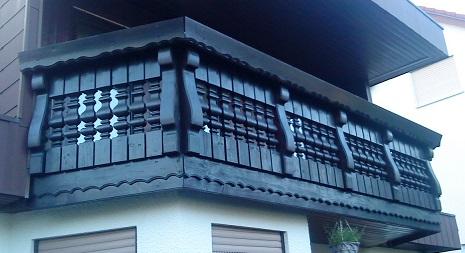 Balkóny a zábradlia - Obrázok č. 2