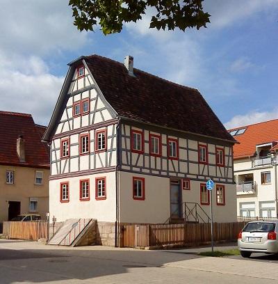 Hrázdené domy v Nemecku - nateraz moja srdcovka