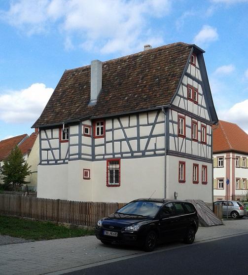 Hrázdené domy v Nemecku - Obrázok č. 4