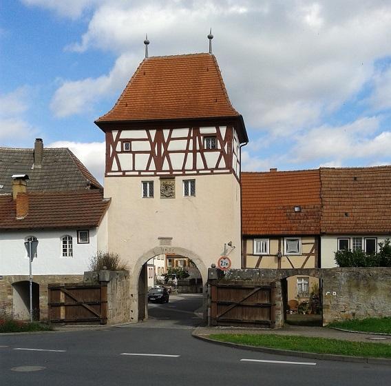Hrázdené domy v Nemecku - Obrázok č. 5