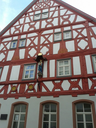Hrázdené domy v Nemecku - Obrázok č. 10