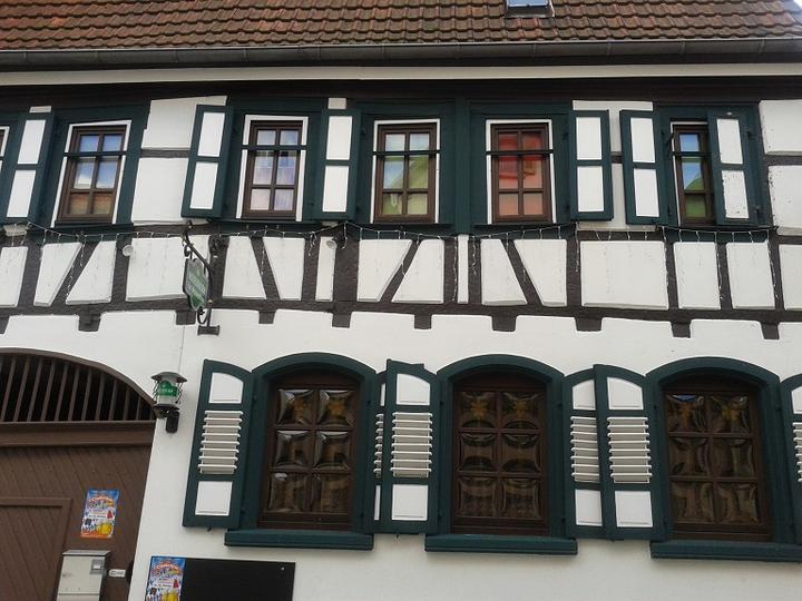 Hrázdené domy v Nemecku - tak z toho som paf