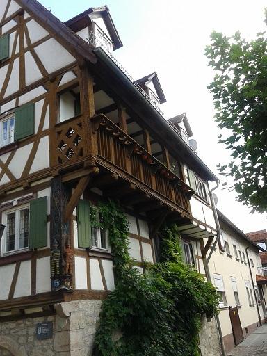 Hrázdené domy v Nemecku - Obrázok č. 17