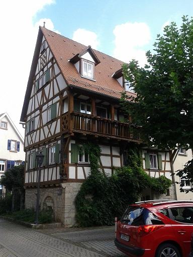 Hrázdené domy v Nemecku - Obrázok č. 18