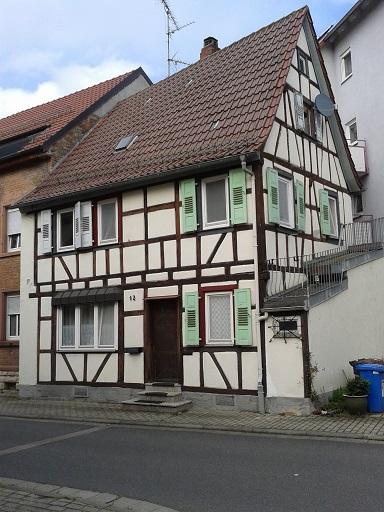 Hrázdené domy v Nemecku - Obrázok č. 20