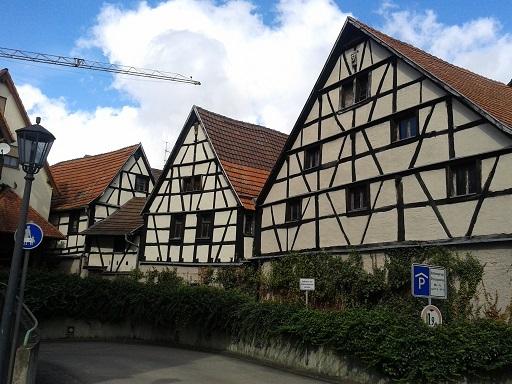 Hrázdené domy v Nemecku - Obrázok č. 24