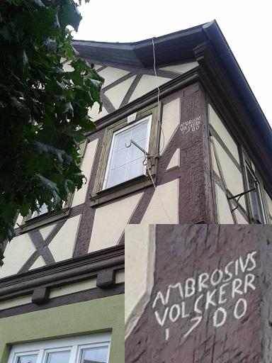 Hrázdené domy v Nemecku - Obrázok č. 25