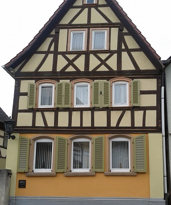 Hrázdené domy v Nemecku - Obrázok č. 26