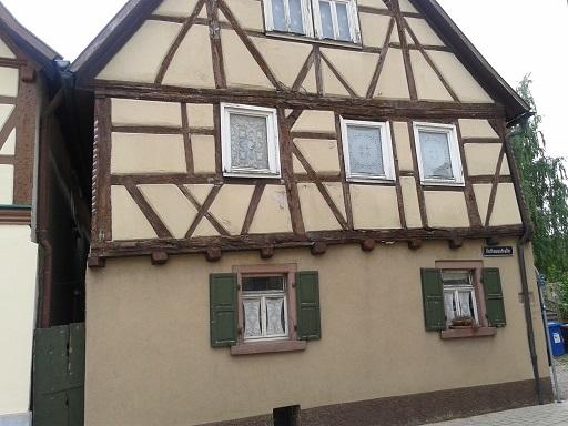 Hrázdené domy v Nemecku - Obrázok č. 29
