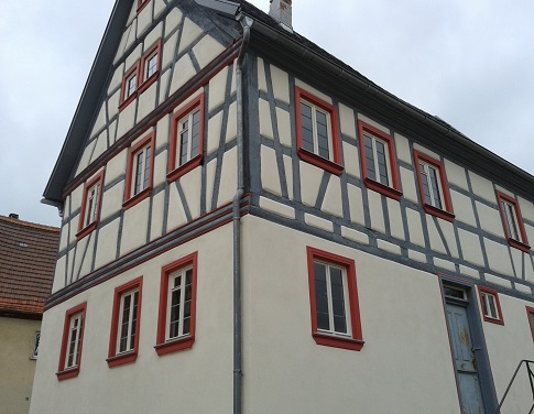 Hrázdené domy v Nemecku - Obrázok č. 32