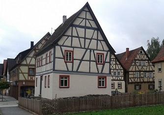 Hrázdené domy v Nemecku - Obrázok č. 33