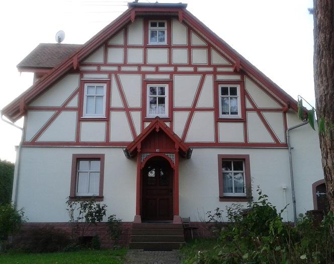 Hrázdené domy v Nemecku - Obrázok č. 57