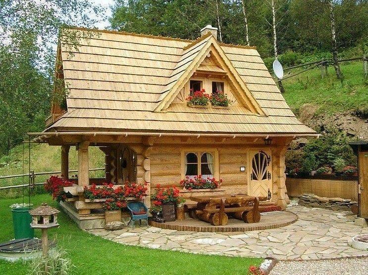 Drevený dom - Obrázok č. 90