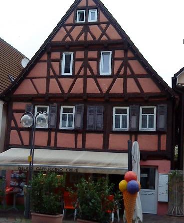 Hrázdené domy v Nemecku - Obrázok č. 58
