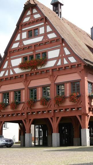 Hrázdené domy v Nemecku - Obrázok č. 60