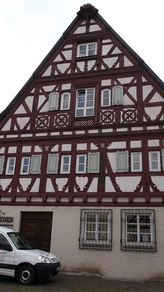 Hrázdené domy v Nemecku - Obrázok č. 61