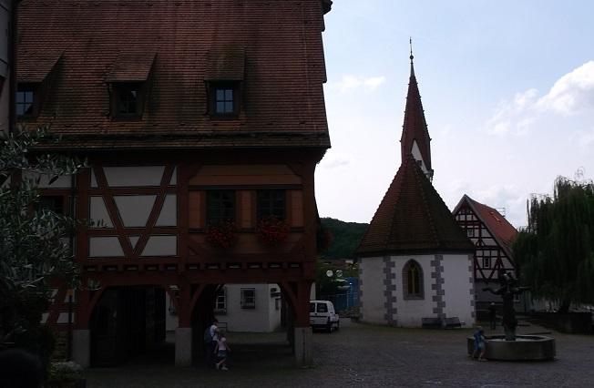 Hrázdené domy v Nemecku - Obrázok č. 63
