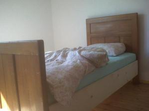 tu sa spí úžasne