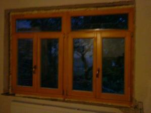 s týmito oknami som veeeľmi spokojná