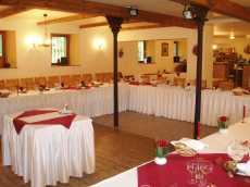 místnost na hostinu